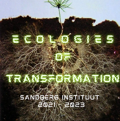MA Ecologies of Transformation