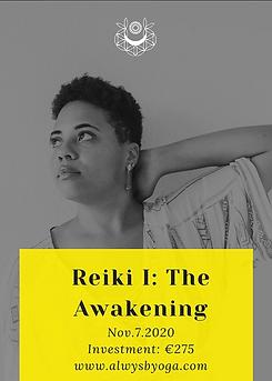 Reiki 1: The Awakening