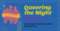 Queering the Night- QMOC Anniversary- GLADT Soli Party