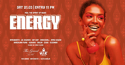 Energy Vol.4 - Feel the Spirit of Music - The Grand Club
