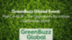 GreenBuzz Joint Event - The Post-Covid Opportunity