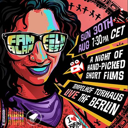 Famalam Film Festival - Berlin Edition