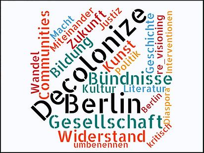 Zukunftskonferenz: Berlin gemeinsam dekolonisieren!