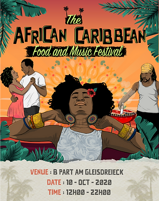 The African Caribbean Food & Music Festival