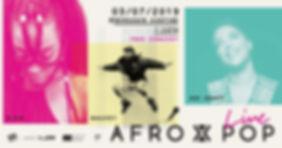 3rd July Afro Pop.jpg