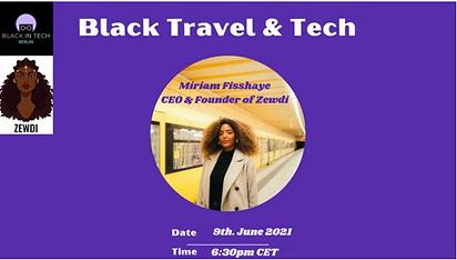 Black Travel and Tech