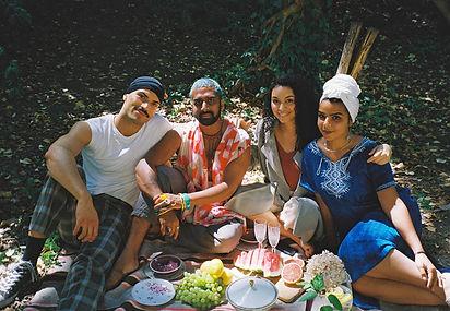 BFS Presents: Poetryfilmmakers Poliana Baumgarten, Candice Nembhard & Sailesh Naidu, - Afterparty with Mobilegirl