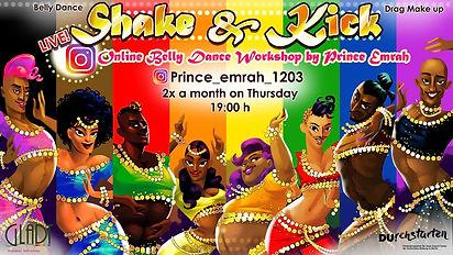 Shake & Kick