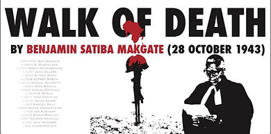Walk of Death, The untold truth of Afrakan Colonial Soldiers