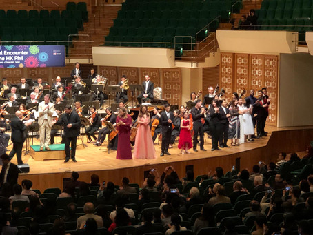 活動拍攝: A Musical Encounter with the HK Phil – Fundraising Concert 2019