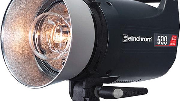 Elinchrom ELC Pro HD 500 Flash Head