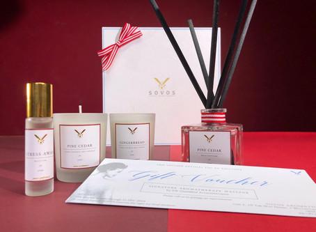 短片拍攝 : Sovos 聖誕禮品廣告拍攝