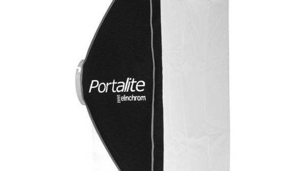 "Elinchrom Portalite Softbox (26 x 26"")"