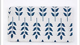 餐桌布-樹葉紋