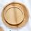 Thumbnail: 圓型櫸木盤