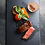 Thumbnail: 長形黑色岩石餐盤