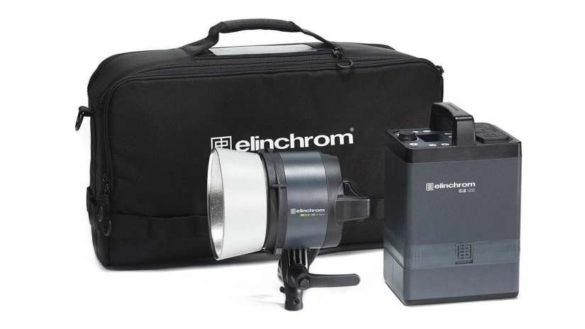 Elinchrom ELB 1200 Package
