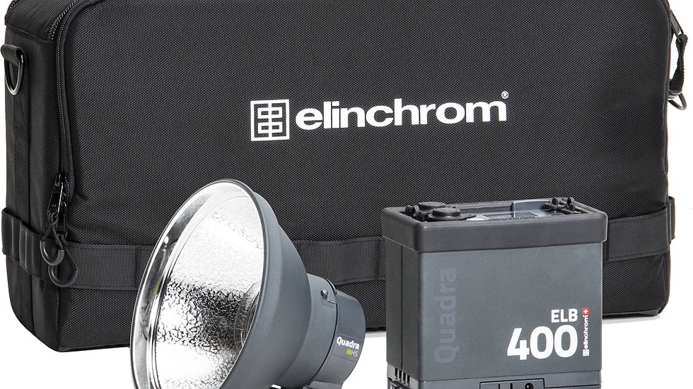 Elinchrom ELB 400 Hi-Sync Package