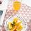 Thumbnail: 餐桌布-淺紅三角