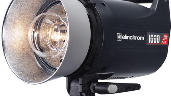 Elinchrom ELC Pro HD 1000 Flash Head