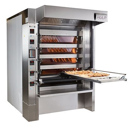BAKERY DECK OVEN FROM MAP FRANCE