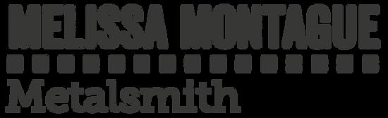Melissa Montague Metalsmith Logo