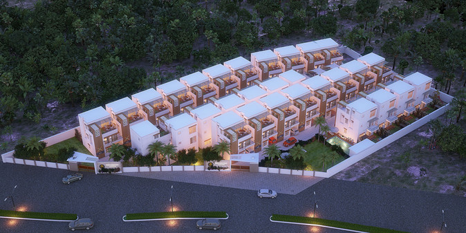 Connected Living, Whitefield