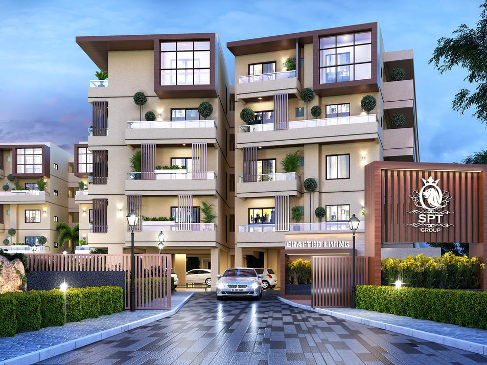 Crafted Living, Whitefield