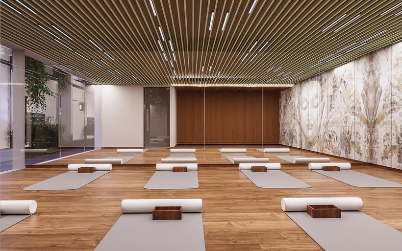 Yoga and Meditation Room
