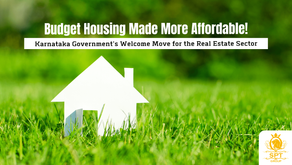 Budget Housing Made More Affordable: Karnataka Government Reduces Registration Charges
