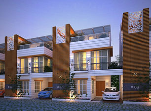 Connected Living, Whitefield | Premium Villas | 4 BHK Villas in Whitefield Bangalore | SPT Group | SPT Residential