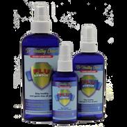 Gtech Flu Armour Hand Sanitizer Family Pack 8oz, 4oz, 2oz