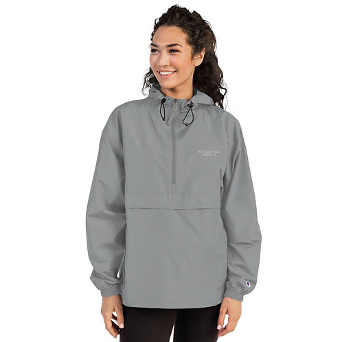 """At Least Two CTRL+S's"""" Packable Jacket"""