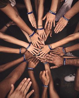 cheer, team, teamwork, collaboration, program support
