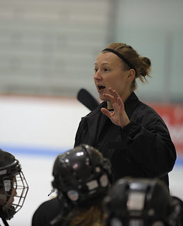coaching, training, hockey coaching, brooke whitney, coaching and training