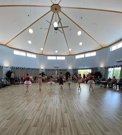 The Dance Centre Peregian Springs Community Outreach
