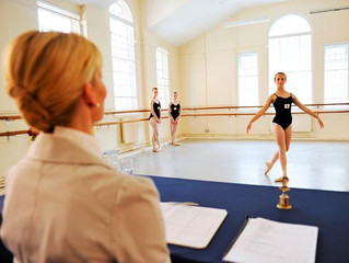 The Process of Taking a Royal Academy of Dance Examination
