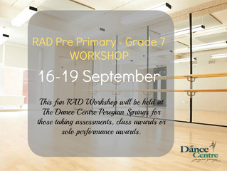 The Various Assessment Options Offered in The Royal Academy of Dance