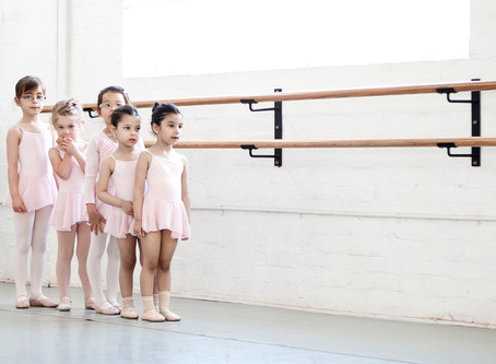Making Good Parenting Decisions: whether and where to enrol your child in Tiny Toe dance classes.