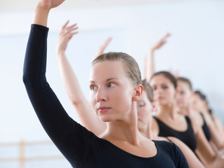 The Wonderful (Stress Free) World of Adult Ballet Classes