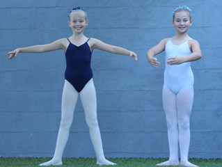 Classical Ballet Arm Positions