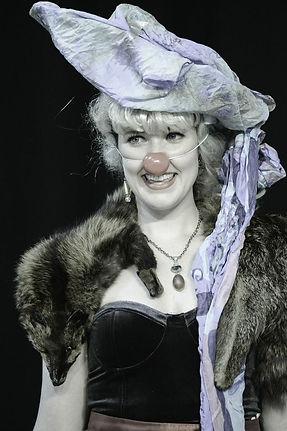 Mae West Clowness
