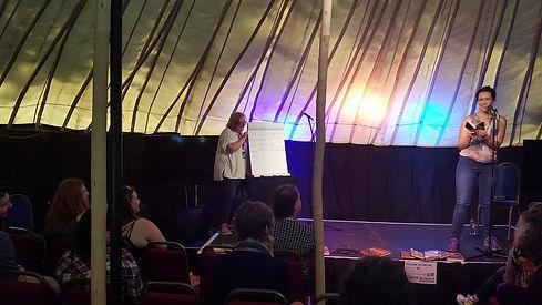 Ed Fest in tent photo.jpg