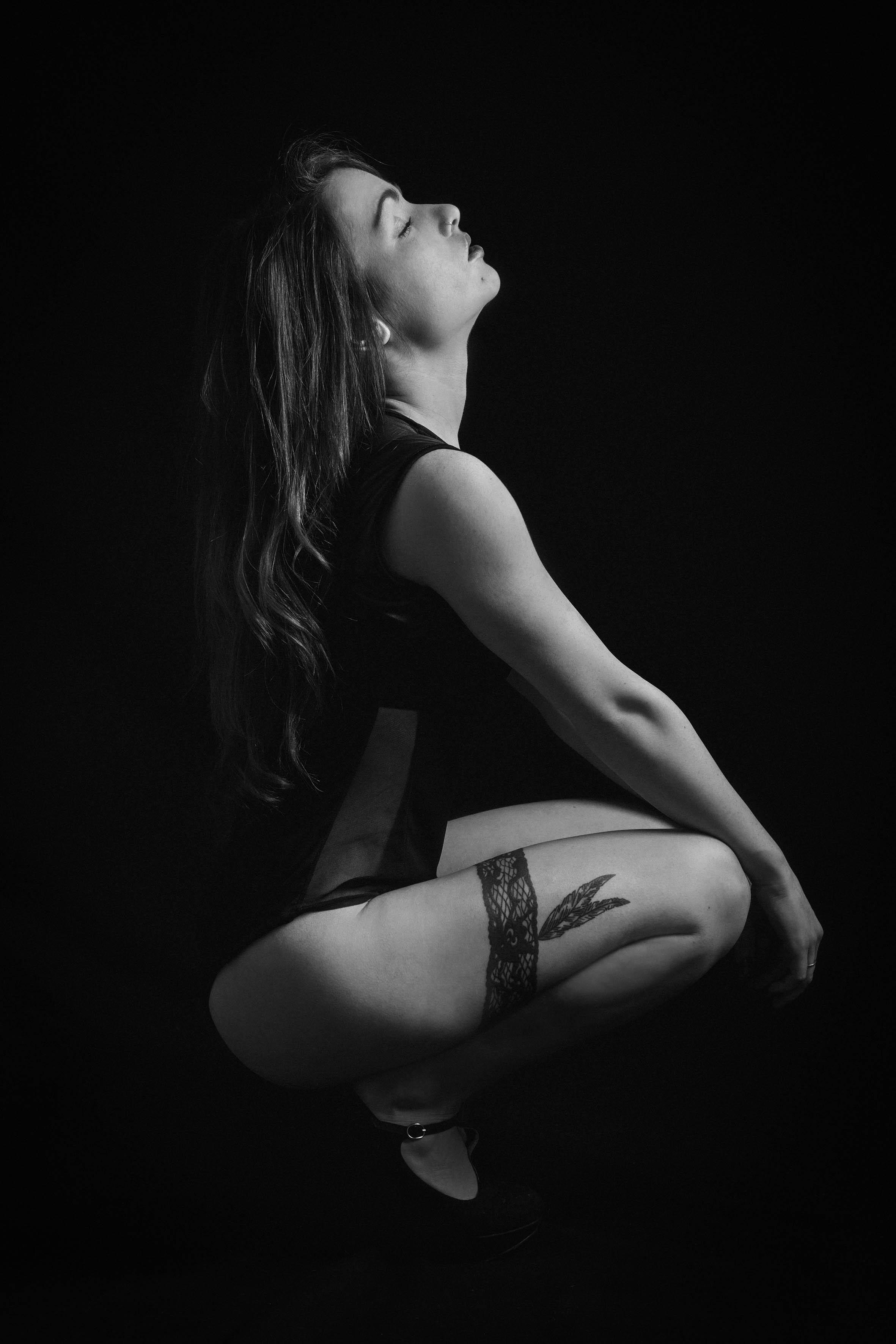© Alexia Jarry . Modèle CharlineF