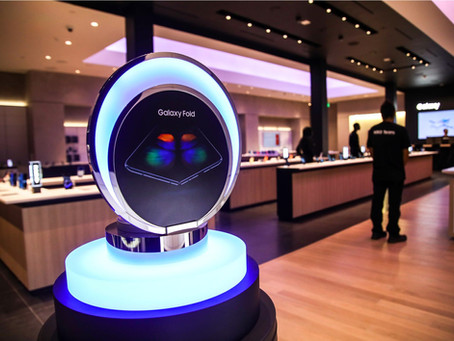 Inside Samsung's new Silicon Valley retail store, which is opening up down the road from its main ri
