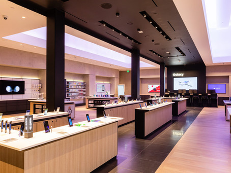 The Palo Alto Samsung Experience Store, Designed for Discovery