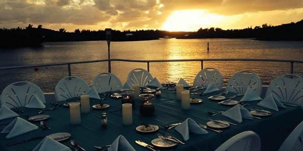 Sunset Dinner Cruise 16th September 6:00pm-9:00pm