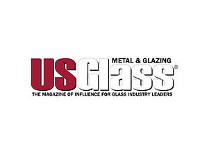 US Glass Product of the Year Voted #1