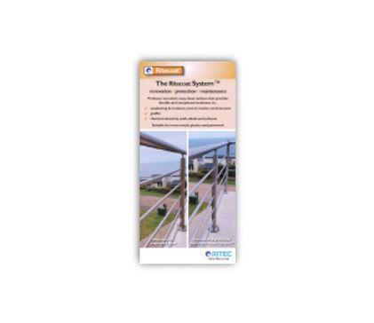 Ritecoat System Rack Card
