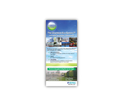 ​ClearShield Eco-System™ General Rack Card